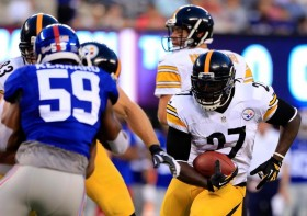 Steelers Running Backs Le'Veon Bell and LeGarrette Blount Charged With Marijuana Possession
