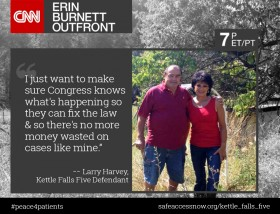 CNN Report on Kettle Falls 5 Airs Tonight