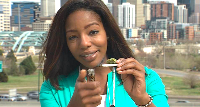 """Charlo Greene Says """"F*ck It"""" and Quits TV to Run Cannabis Business"""