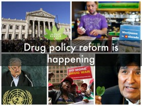 Drug Policy Reform Looms Large on Nov. Ballots