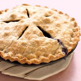 "Great Edibles Recipes: Blackberry-Apple ""Pot""-Pie"