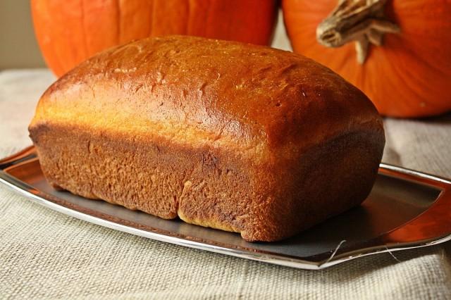 Great Edibles Recipes: Pumpkin Gingerbread