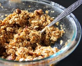 Great Edibles Recipes: Spiced Pumpkin Ganja-Granola