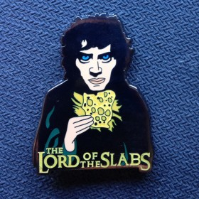 Headiest Dab Pins: Lord of the Slabs