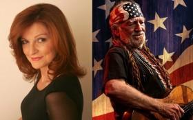 """Maureen Dowd Meets Willie Nelson, Her Marijuana """"Miyagi"""""""