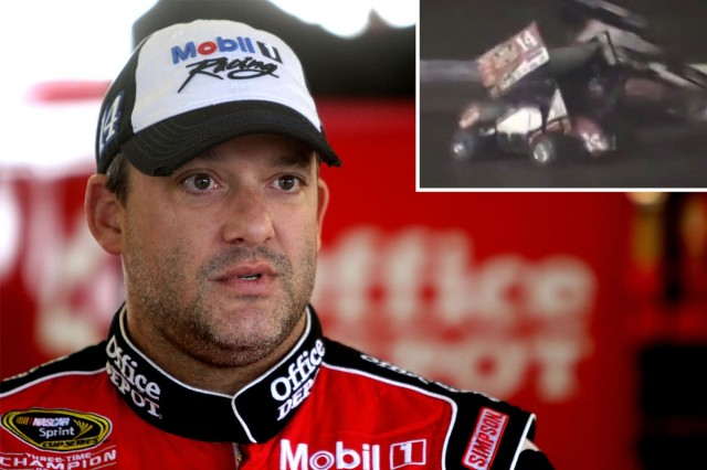 NASCAR's Stewart Off Hook, Cannabis Confesses