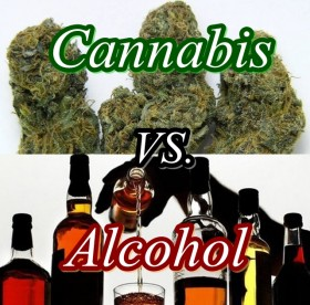 Showdown: Cannabis vs. Alcohol