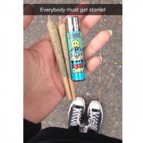 Instafire: Everybody Must Get Stoned