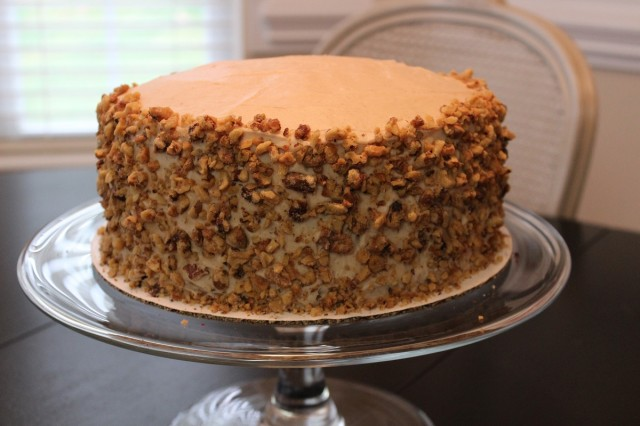 Great Edibles Recipes: Cannabis Carrot Cake with Buddercream Frosting