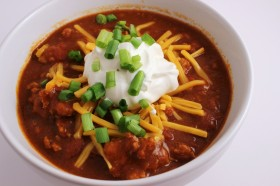 Great Edibles Recipes: Crockpot Turkey Chili