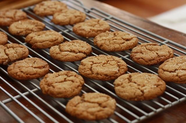 Great Edibles Recipes: Ginger Molasses Cannabis-Cookies