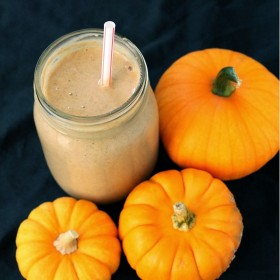 Great Edibles Recipes: Pumpkin Cheesecake Smoothie