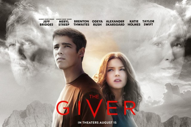Great Movies While High: The Giver