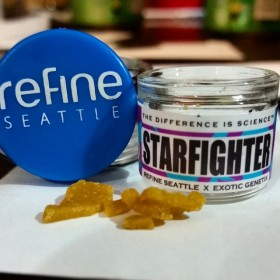 Instafire: Refine Seattle Starfighter Wax