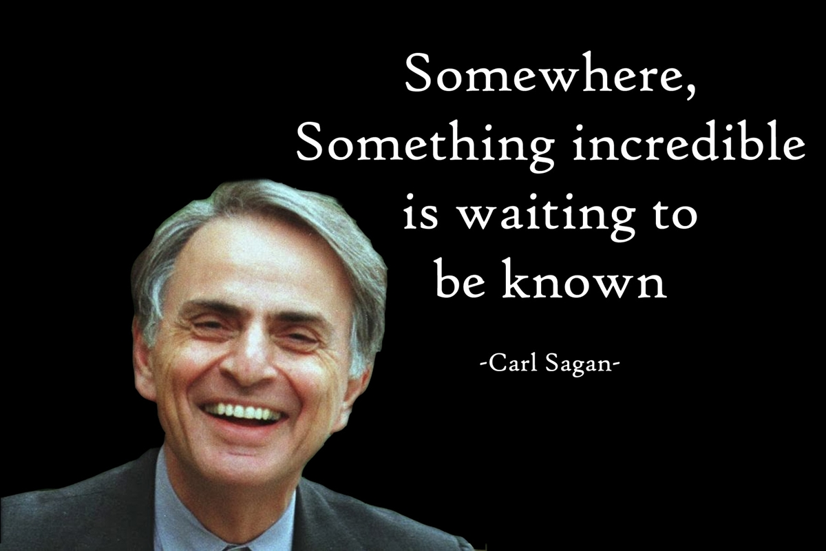 ... obtains astronomer Carl Sagan's personal papers | Techie Manager