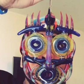 Piece of the Week | Insane Dab Masks by Etai Rahmil (VIDEO)
