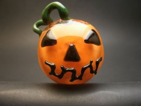 Piece of the Week | Jack O' Lantern Pumpkin Pipe