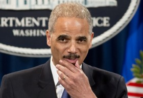 Resigning AG Holder Open to Cannabis Rescheduling