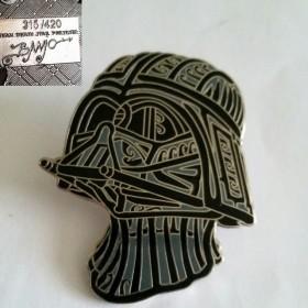 Headiest Dab Pins: Banjo Darth Vader