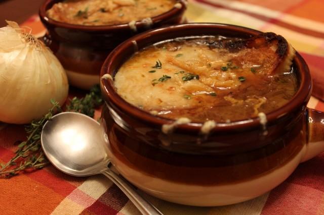 Gooey, Cheesy Baked French Onion Soup Recipes — Dishmaps