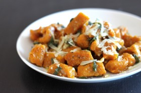 Great Edibles Recipes: Pumpkin Ganja Gnocchi
