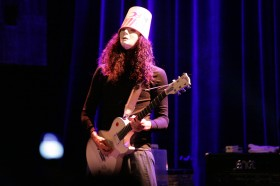 Great Music While High: Buckethead