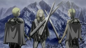 Great TV While High: Claymore