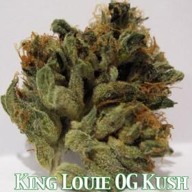 My Favorite Strains: King Louie