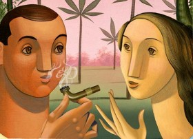 The Marijuana Bond