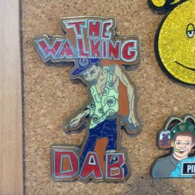 Headiest Dab Pins: The Walking Dab