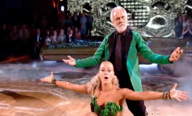 "Tommy Chong on ""Dancing With the Stars"" Is Selling Weed to My Mom"