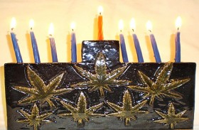 A Stoner's Hanukkah: 8 Days of Dank