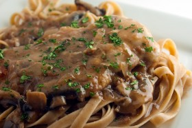 Great Edibles Recipes: Cannabis Marsala Cream Sauce