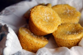 Great Edibles Recipes: Mary Jane's Maple Cornbread Muffins