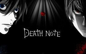 Great TV While High: Death Note