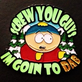 Headiest Dab Pins: Cartman is Going to Dab