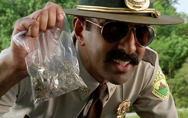 Police Stealing Weed From the Police - Weedist