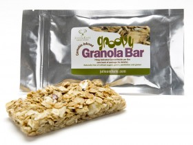 Edibles Review: Julie's Baked Goods, Groovy Granola Bar
