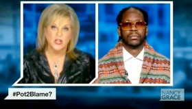 2 Chainz vs. Nancy Grace: Fight!
