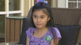 Girl, 9, Takes Medical Marijuana Fight to Texas Capitol