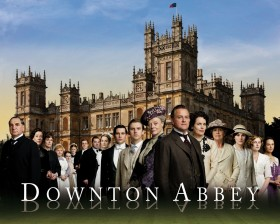Great TV While High: Downton Abbey