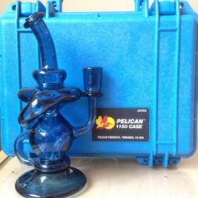Instafire: Blue Stardust Klein Recycler