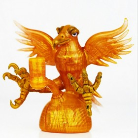 Piece of the Week | Golden Fire Bird Rig