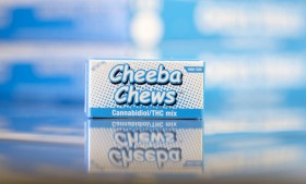 Product Review: Cheeba Chews Medicated Chocolate Taffy