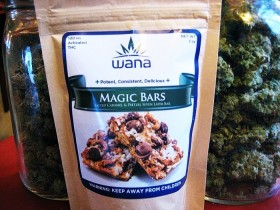 Edibles Review: Wana Magic Bars