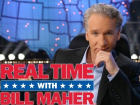 Bill Maher Champions Legal Weed On Real Time