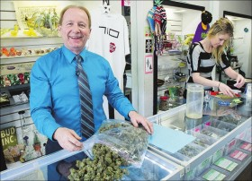 Canadian Cannabis Hero, Don Briere, Finally Thriving