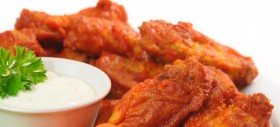 Great Edibles Recipes: Cannabis Hot Wings