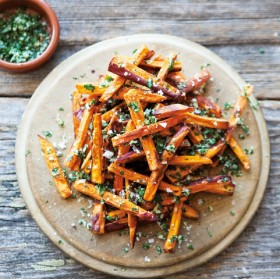 Great Edibles Recipes: Sweet Potato Fries