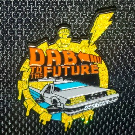 Headiest Dab Pins: Dab to the Future